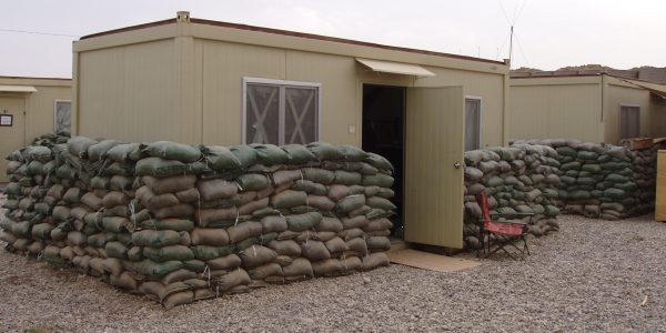 Military Using Shipping Containers